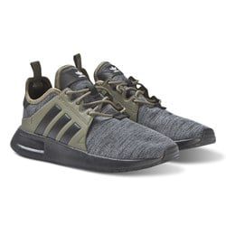 adidas Originals Grey/Black X_PLR Shoes