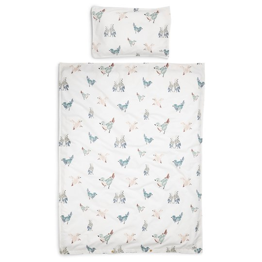Elodie Details Crib Bedding Set - Feathered Friends Feathered Friends
