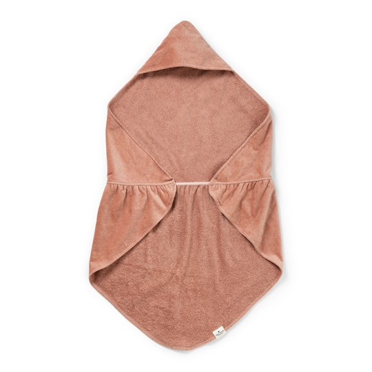 Elodie Details Hooded Towel - Faded Rose Faded Rose
