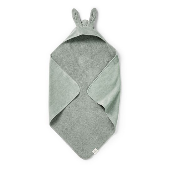 Elodie Details Hooded Towel - Mineral Green Mineral Green