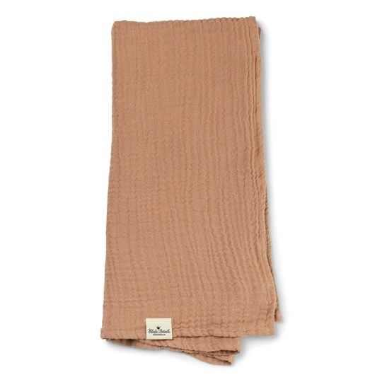 Elodie Details Bamboo Muslin Blanket - Faded Rose Faded Rose