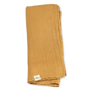 Image of Elodie Details Bamboo Muslin Blanket - Gold (3135227055)