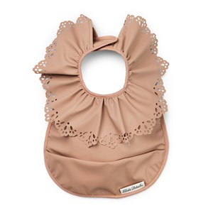 Image of Elodie Baby Bib - Faded Rose One Size (1315670)