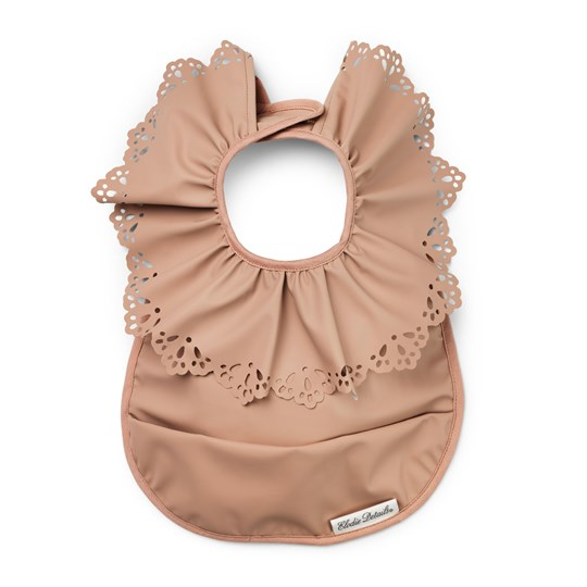 Elodie Details Baby Bib - Faded Rose Faded Rose