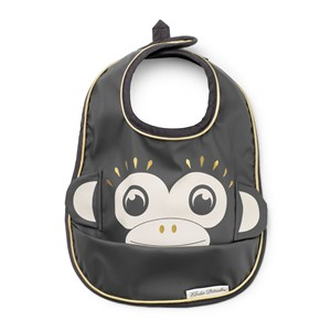 Image of Elodie Baby Bib - Playful Pepe One Size (1315673)