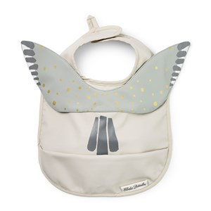 Image of Elodie Baby Bib - Watercolor Wings One Size (1315672)