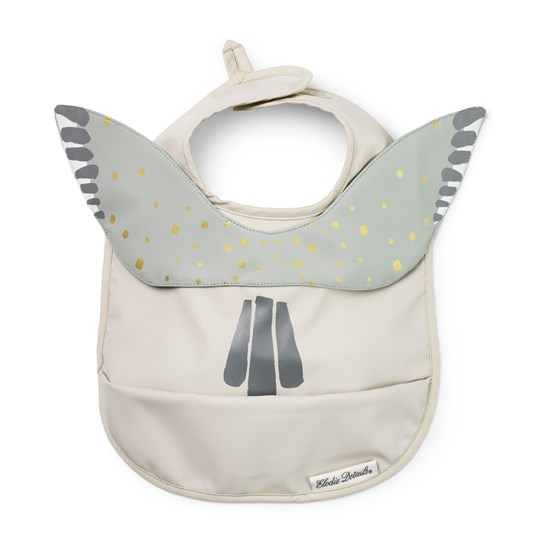 Elodie Baby Bib - Watercolor Wings Watercolor Wings