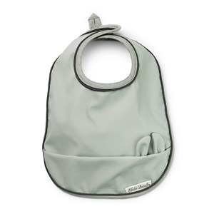 Image of Elodie Baby Bib - Mineral Green One Size (1315674)