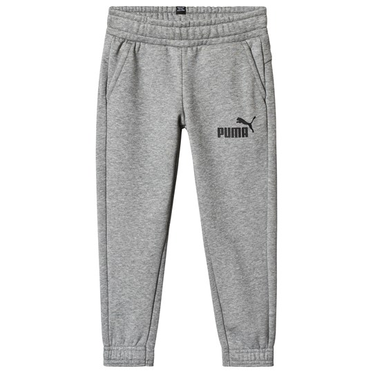 Puma Grey Heather Branded Sweatpants MEDIUM GREY HEATHER