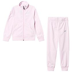 NIKE Pink Nike Tricot Tracksuit
