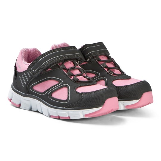 Gulliver Softshell Sneakers Pink/Black Pink