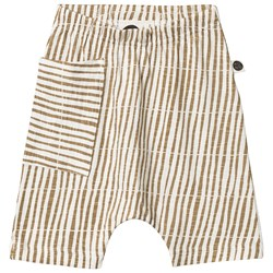 MAINIO Reed Shorts Whisper White