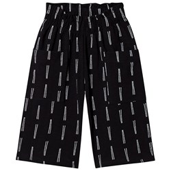 MAINIO Twigs Culottes Pants Black