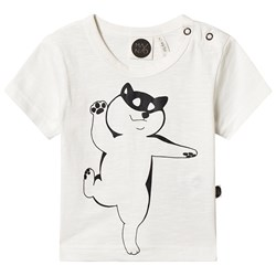 MAINIO Doggi T-Shirt Whisper White