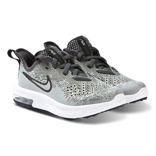 Grey Nike Air Max Sequent 4 Sneakers