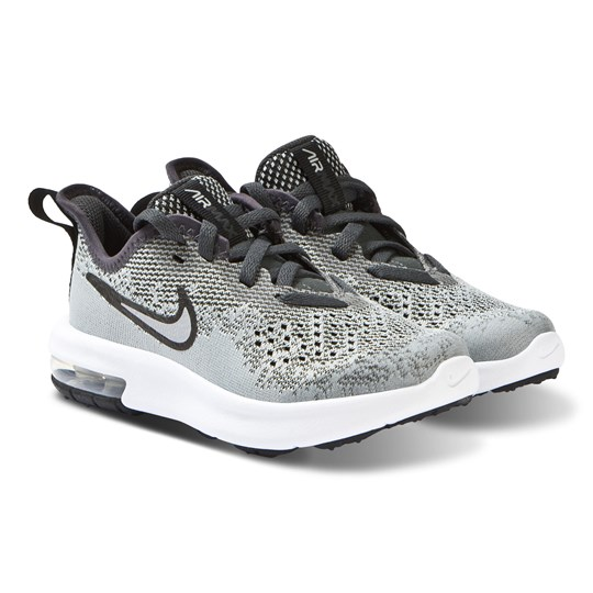 NIKE Grey Nike Air Max Sequent 4 Sneakers 003