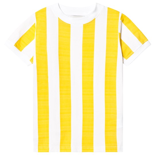 Unauthorized Devon T-Shirt Yellow Lemon Yellow Lemon