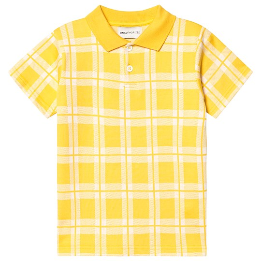 Unauthorized Danny Shirt Yellow Lemon Yellow Lemon