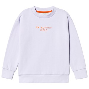 Image of Unauthorized Aksel Sweater Purple Heather 10år/140cm (1260366)