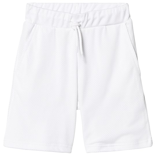 Unauthorized Lewis Shorts White White
