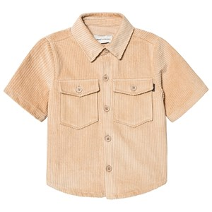 Image of Unauthorized Kyan Shirt Sesame Brown 12y/152cm (1260469)