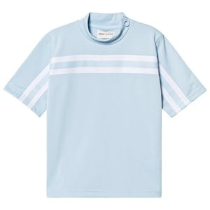 Image of Unauthorized Franco T-Shirt Omphalodes Blue 10år/140cm (1260432)