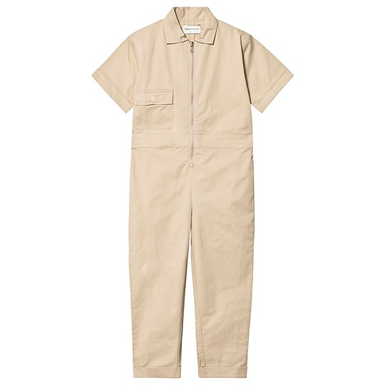 Unauthorized Alejandro Jumpsuit Sesame Brown Sesame Brown