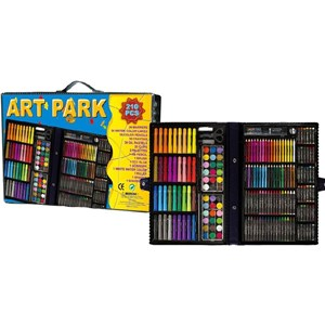 Image of Art Park Art Park Paint Kit 210 Parts (3125359249)