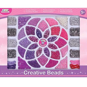 Image of Crea Bella Beads Set with Glitter 1100 pcs One Size (997624)
