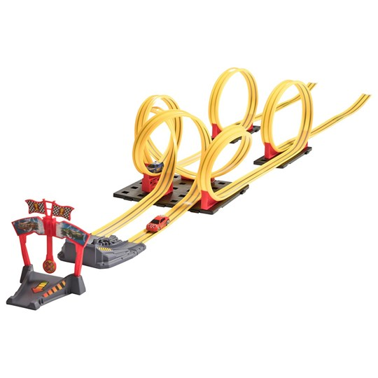 Motormax Speedway Cross & Crash Track Set