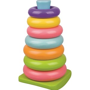 Image of Redbox Activity Toy Stacking Rings 7 pcs (3125359149)