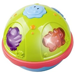 Redbox Activity Toy Ball with Sound and Light