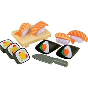 Image of Redbox Play Food Sushi Playset One Size (840411)