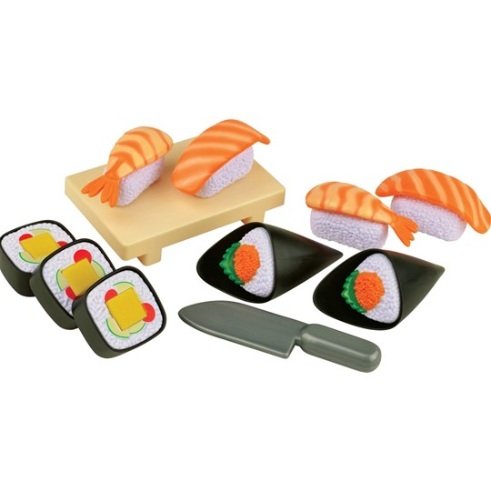 Redbox Play Food Sushi Playset