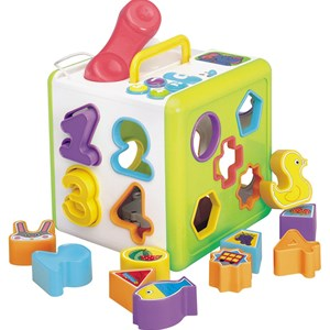 Image of Redbox Activity Cube Puzzle 0 - 3 år (3125350683)