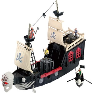 Image of Redbox Playset Pirate Ship (3125359223)