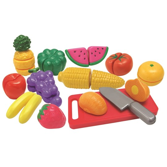 Redbox Play Food Fruit and Vegetables