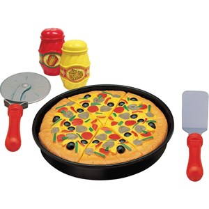 Image of Redbox Play Food Pizza Playset 3 - 6 år (3125348011)