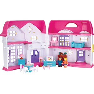 Image of Redbox Electric Dollhouse 16 pcs One Size (825259)