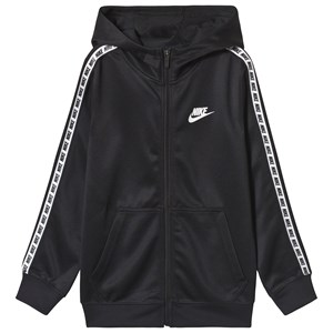 Image of NIKE Black Branded Hoodie XL (13-15 years) (3125293989)