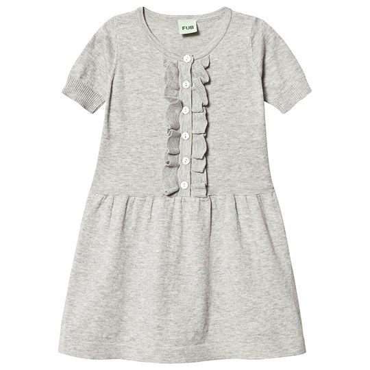 FUB Dress Light Grey Light Grey