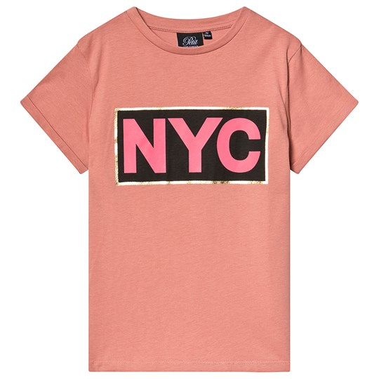 Petit by Sofie Schnoor NYC Tee Dusty Rose Dusty Rose