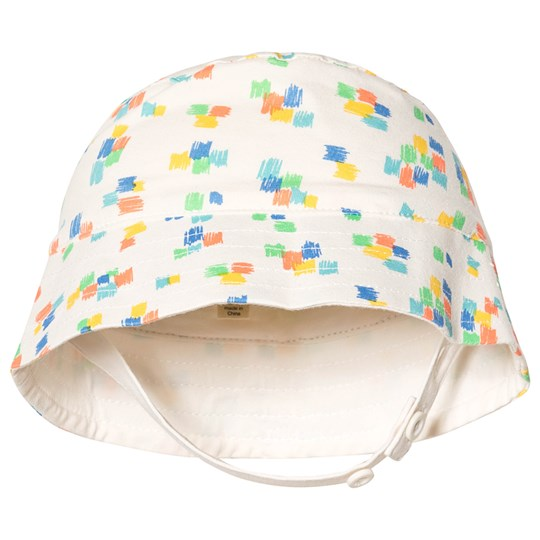 The Bonnie Mob Multicolor Sun Hat Sand Multicolour