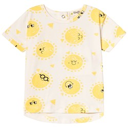 The Bonnie Mob Sunshine T-Shirt Sand
