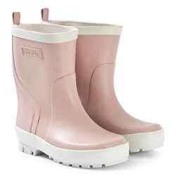 Kuling Coventry Rubber Boots Woody Rose