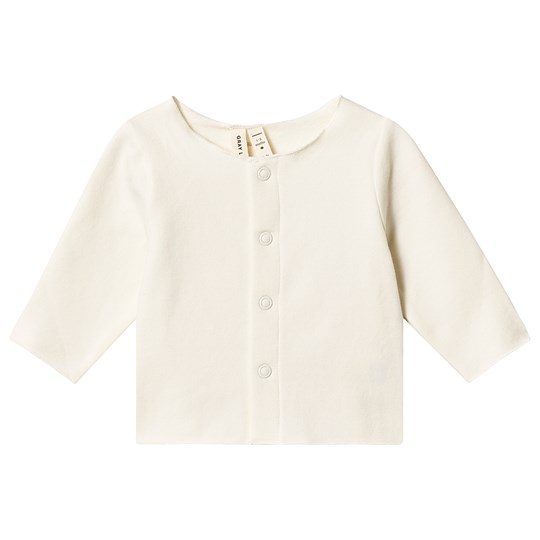 Gray Label Baby Cardigan Cream Cream