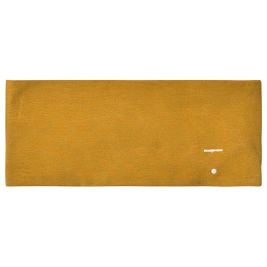 Gray Label Mini Twist Headband Mustard Mustard