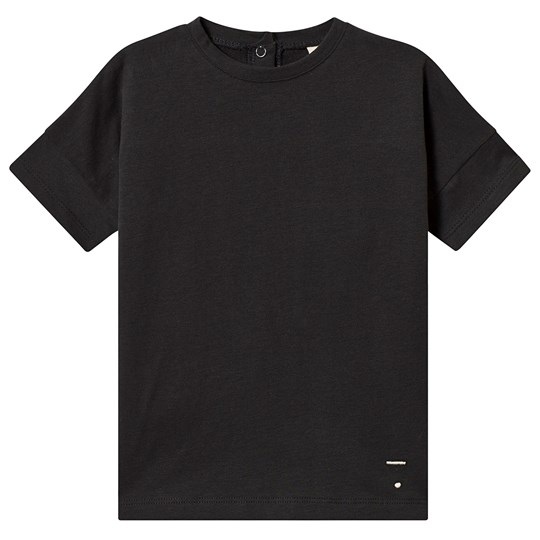 Gray Label Oversized Tee Nearly Black Nearly Black