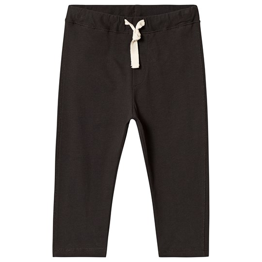 Gray Label Relaxed Jersey Pants Nearly Black Nearly Black