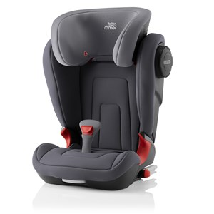 Image of Britax Kidfix 2 S Booster Seat Storm Grey One Size (1313834)